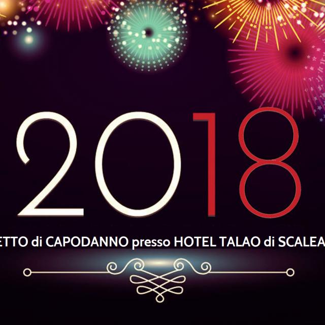 Pacchetto di Capodanno 2018 con Pensione Completa a Scalea (Calabria)
